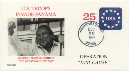 Us Invades Panama