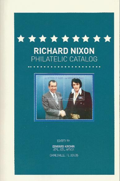 Richard Nixon Philatelic Catalog