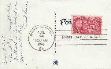 45-08-24 FDR Memorial 2cent #6