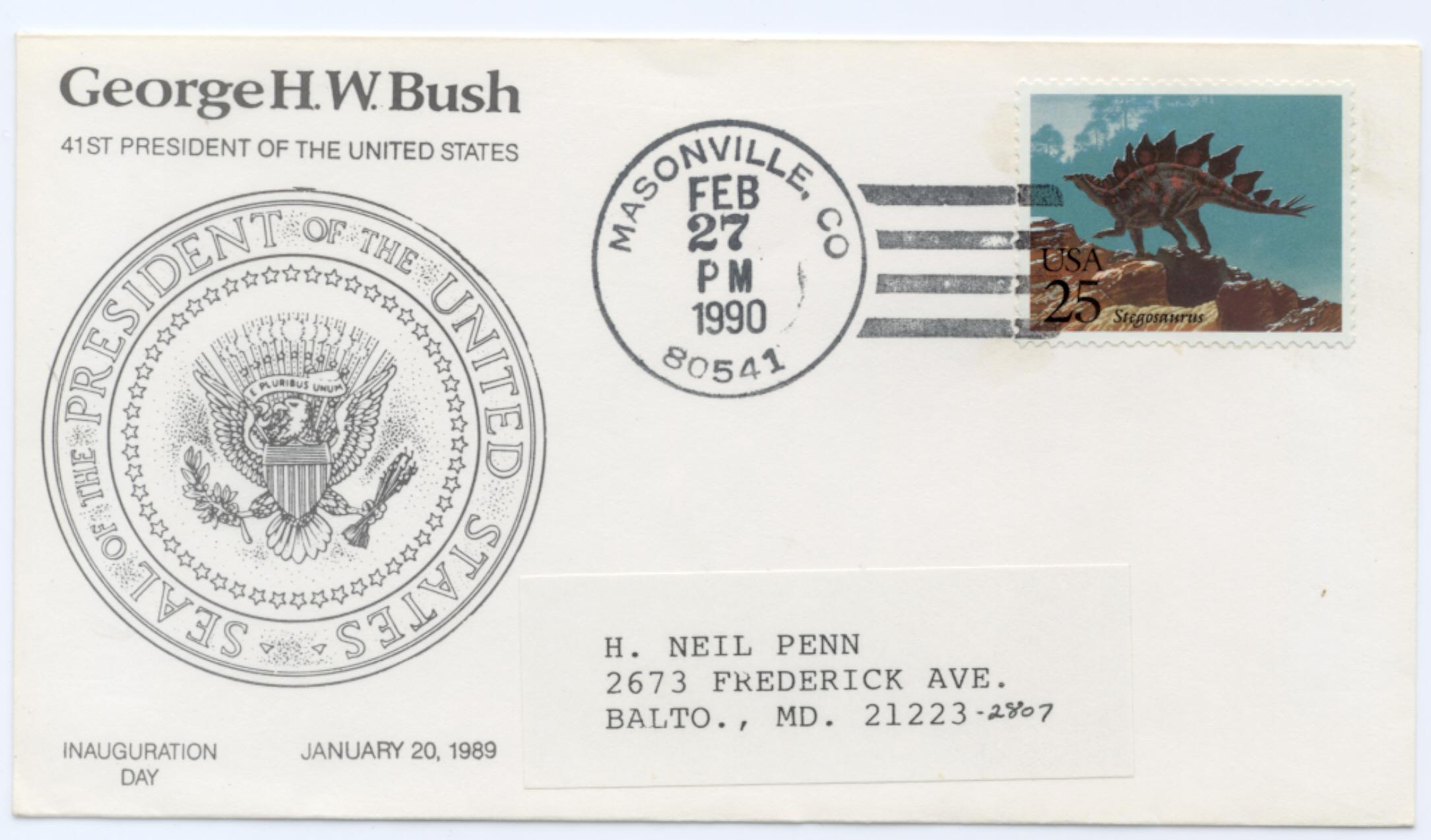 Pictorial Postmark #2