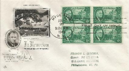 45-07-26 FDR Memorial 1cent #6