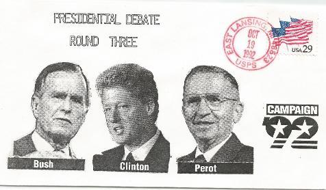 Presidential Debate Round Three