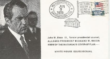 75-06-03 Nixon Issues Denial