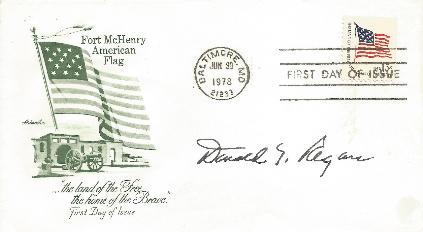 Donald Regan - Treasury Secretary