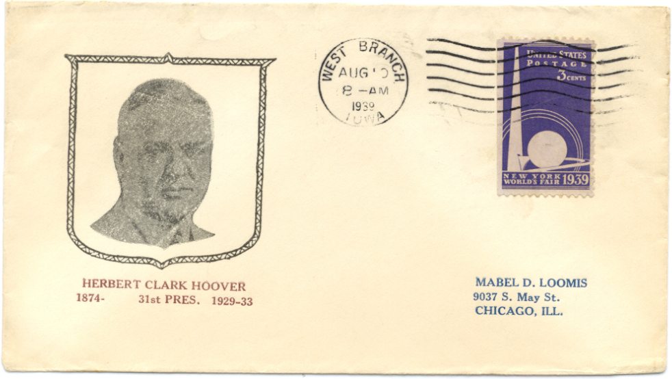 Set of 30 Presidential covers