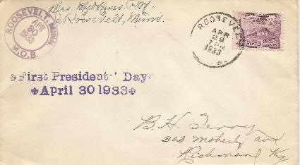 33-04-29 President's Day