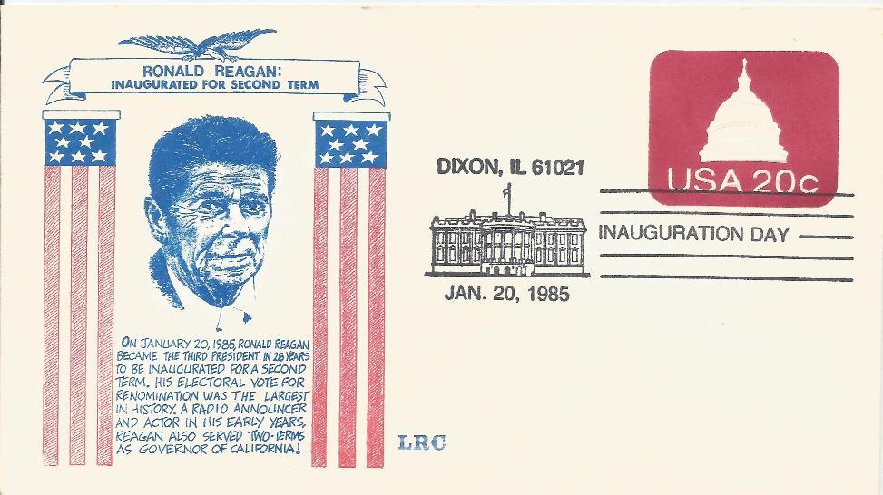 RWR-II-019 Reagan Inaugural LRC
