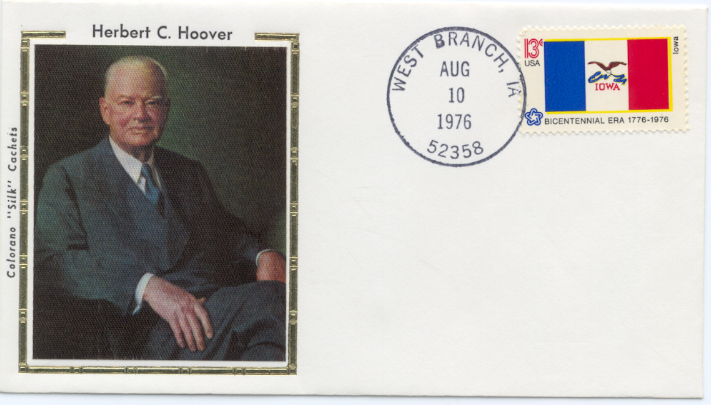 Hoover Birthday Cover #6