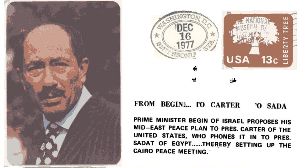 Carter, Begin, Sadat #1