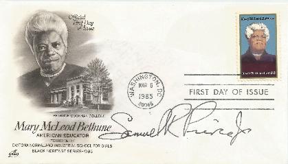 Samuel Pierce - HUD Secretary
