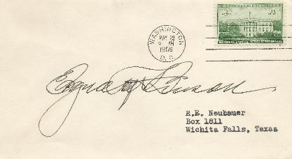 Ezra Taft Benson - Agriculture Secretary