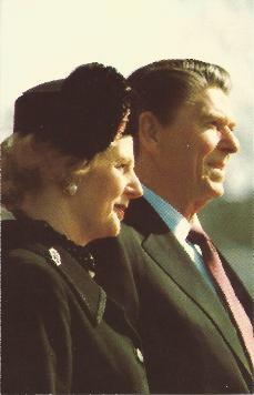 PCRWR-07 Reagan & Thatcher
