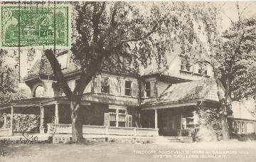 Sagamore Hill postcard