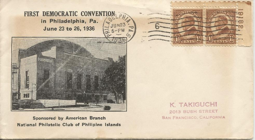 dnc36-1 DNC convention