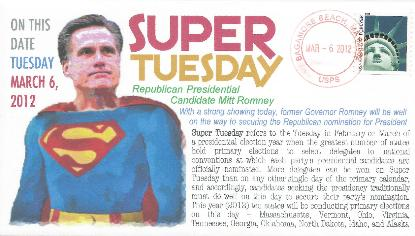 Super Tuesday Romney
