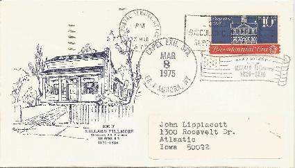 75-03-06 Millard Fillmore