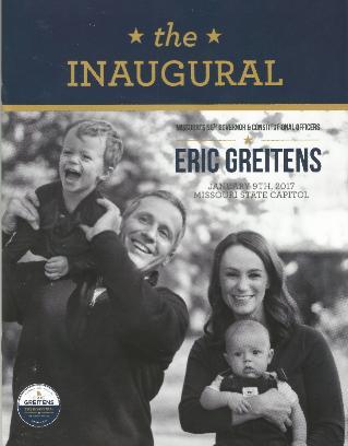 MO2017 Eric Greitens Inaugural Program