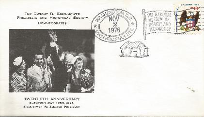 DDESEC 76-11-02 20th Anniv Election