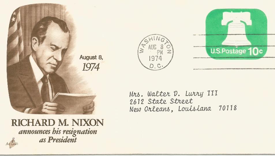r8-05 Nixon Resignation #2