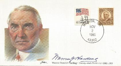 Harding 85-11-02 Birthday