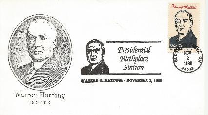 Harding 86-11-02 Birthday
