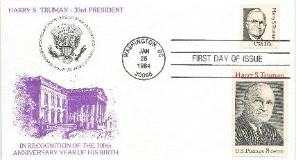 HST Definitive FDC #23