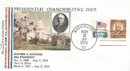 Harding 73-11-02 Birthday