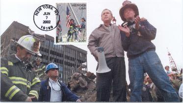 9/11 Bullhorn