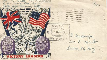 Soldier Mail Unknown
