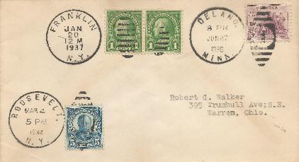 37-01-20 Multiple postmarks