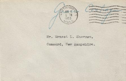 Grace Coolidge Free Frank #2