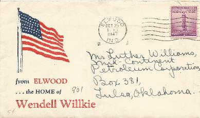 Wendell Willkie Home