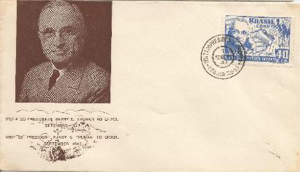 Brazil Truman Visit #2