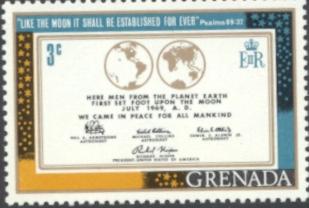 Grenada  Moon Landing #1
