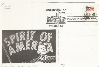 PCRWR-09 Spirit of America