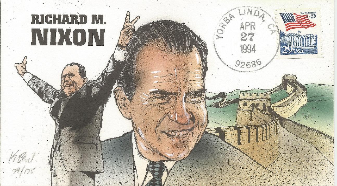 94-04-27 Nixon Day of Death