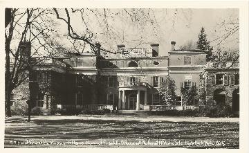 Hyde Park Home postcard