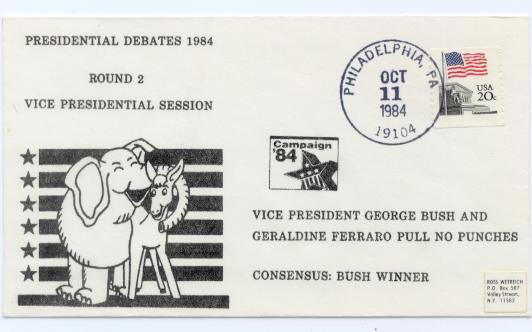 Presidential Debates Round 2