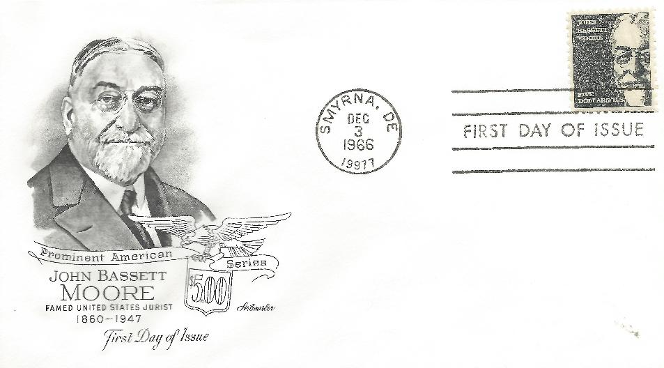 Prominent Americans set of 20 FDCs