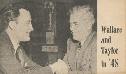 Wallace & Taylor in '48