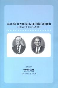 George W & George H W Bush Philatelic Catalog