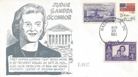 Sandra Day O'Connor appointment