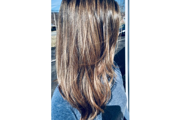 Brunette Color Melt