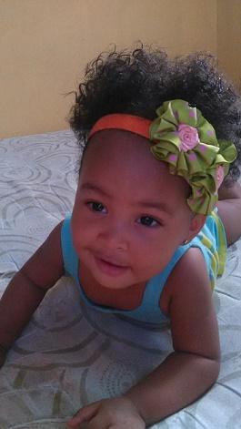 Baby Shammayah Cubas
