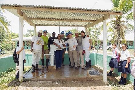 Faithbridge LWI Honduras Repair Team 2014
