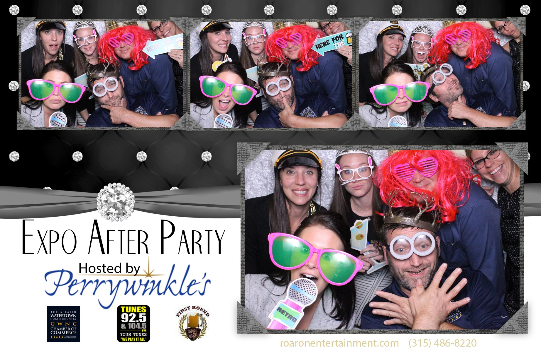 Watertown Photo booth hosted by perrywinkles
