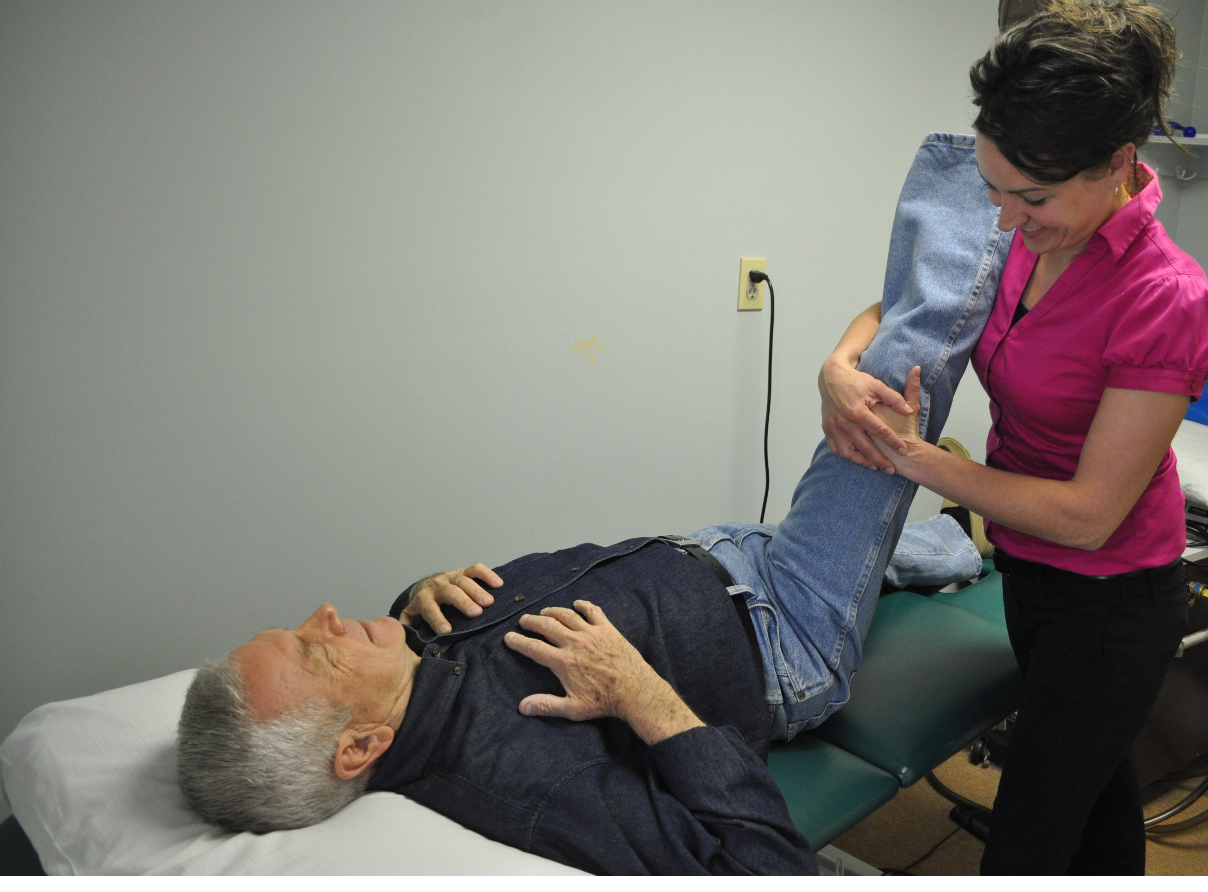 Who needs physical therapy - He Continues An Exercise Program That We Created Based On His Individual Needs Ask Your Local Pt About Safer Ways To Manage Your Pain While The Choice Is