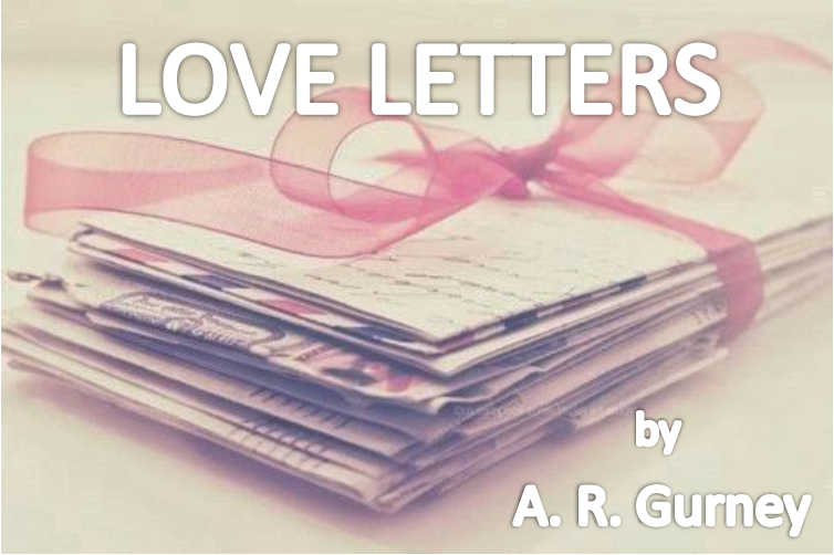 LOVE LETTERS Student/Senior Tickets