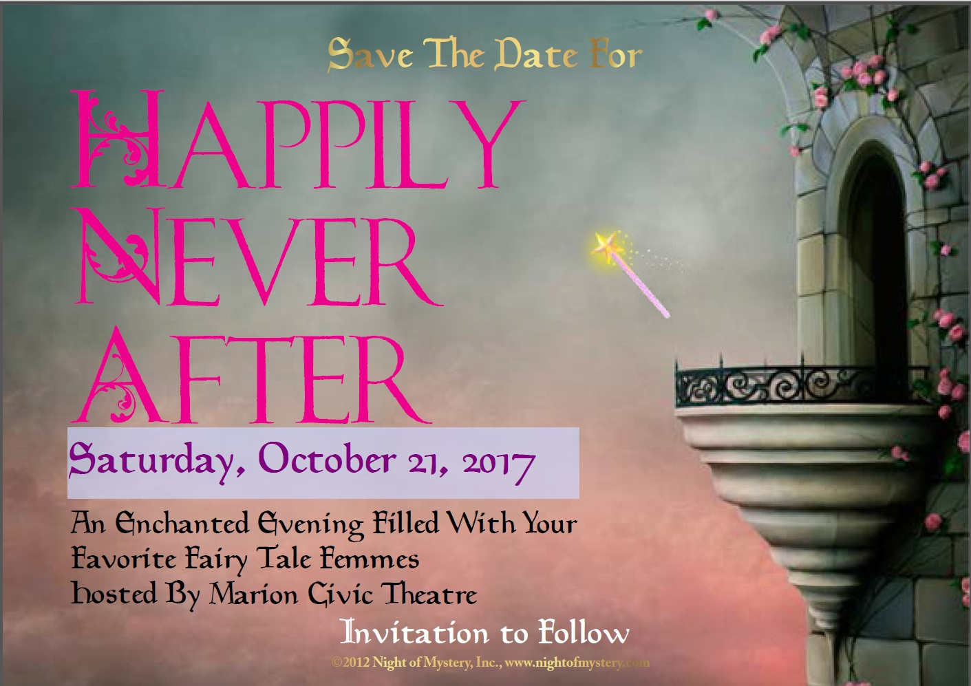 Happily Never After by NightofMystery.com