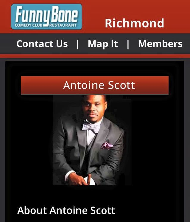 RICHMOND FUNNYBONE